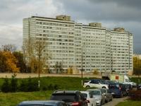 """Зюзино, улица Керченская, дом 1А к.3. гостиница (отель) """"Академическая"""""""