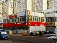 Зюзино, улица Керченская, дом 1Б. многофункциональное здание