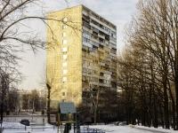 Зюзино, улица Керченская, дом 1. многоквартирный дом