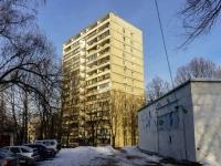 Зюзино, улица Керченская, дом 1 к.2. многоквартирный дом