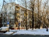 Зюзино, улица Керченская, дом 5. многоквартирный дом