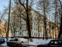 Зюзино, улица Керченская, дом 6 к.1. многоквартирный дом