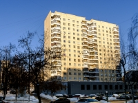 Зюзино, улица Керченская, дом 8. многоквартирный дом