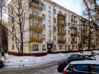 Зюзино, улица Керченская, дом 10 к.1. многоквартирный дом