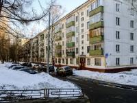Зюзино, улица Керченская, дом 6 к.2. многоквартирный дом