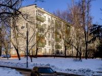 Зюзино, улица Керченская, дом 6 к.3. многоквартирный дом