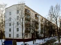 Зюзино, улица Керченская, дом 10 к.3. многоквартирный дом