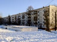 Зюзино, улица Керченская, дом 10 к.4. многоквартирный дом