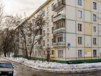 Zyuzino,  , house 17 к.2. Apartment house