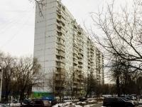 隔壁房屋: st. Fruktovaya, 房屋 16. 公寓楼