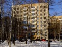 Зюзино, улица Перекопская, дом 10 к.1. многоквартирный дом