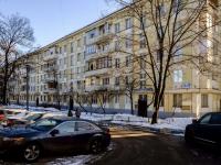Зюзино, улица Перекопская, дом 11 к.3. многоквартирный дом