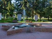 Москва, Зюзино, Перекопская ул, фонтан