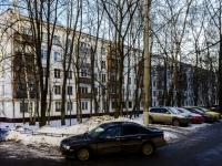 Moscow, Zyuzino, Khersonskaya st, house7 к.2