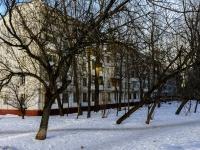 Moscow, Zyuzino, Khersonskaya st, house7 к.4