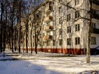 Зюзино, Севастопольский проспект, дом 63. многоквартирный дом