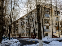 Zyuzino, avenue Sevastopolsky, house 67. Apartment house
