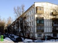 Зюзино, Севастопольский проспект, дом 73. многоквартирный дом