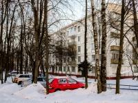 Зюзино, Севастопольский проспект, дом 77 к.2. многоквартирный дом