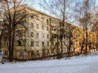 Зюзино, Севастопольский проспект, дом 79. многоквартирный дом