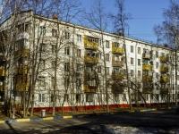 Зюзино, Севастопольский проспект, дом 53. многоквартирный дом