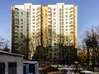 Zyuzino, avenue Sevastopolsky, house 83 к.2. Apartment house