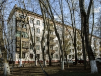 Котловка район, улица Винокурова, дом 24 к.1. многоквартирный дом