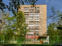 Котловка район, улица Винокурова, дом 24 к.4. многоквартирный дом