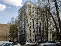 Котловка район, улица Винокурова, дом 28 к.2. многоквартирный дом