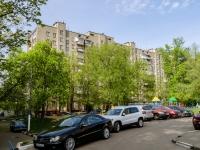, st Dmitry Ulyanov, house 43 к.1. Apartment house