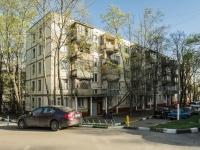 , st Dmitry Ulyanov, house 45 к.1. Apartment house