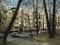 , st Dmitry Ulyanov, house 49 к.1. Apartment house