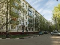 , st Dmitry Ulyanov, house 49 к.2. Apartment house