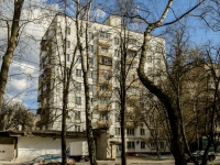 , blvd Nagorny, house 4 к.1. Apartment house
