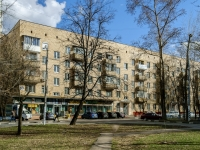 , blvd Nagorny, house 4 к.2. Apartment house