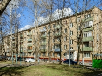 , blvd Nagorny, house 4 к.3. Apartment house
