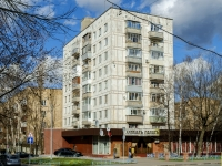 , blvd Nagorny, house 5 к.1. Apartment house