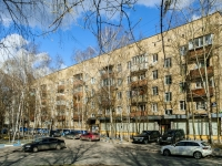 , blvd Nagorny, house 5 к.2. Apartment house