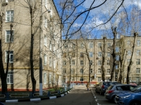 , blvd Nagorny, house 6. Apartment house
