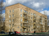 , blvd Nagorny, house 7. Apartment house