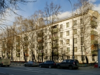 , blvd Nagorny, house 8. Apartment house