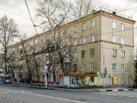 , blvd Nagorny, house 9. Apartment house
