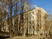 , blvd Nagorny, house 12. Apartment house