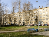 , blvd Nagorny, house 13. Apartment house