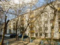 , blvd Nagorny, house 14. Apartment house