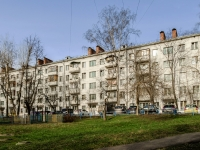 , blvd Nagorny, house 17. Apartment house