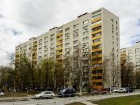 ,  , house 27 к.2. Apartment house