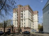 улица Нагорная, дом 5 к.4. офисное здание