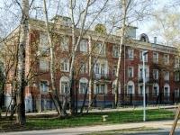 улица Нагорная, дом 12 к.4. офисное здание