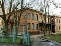 улица Нагорная, дом 23 к.4. офисное здание